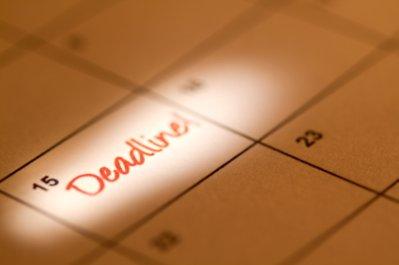 7 Cara Kalem Hadapi Deadline