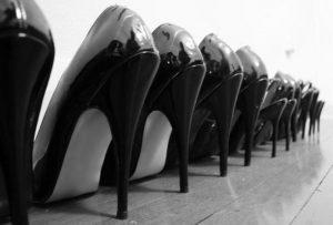 Tips Merawat High Heels