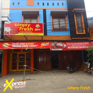 Simply Fresh Laundry Outlet 299 Jagakarsa
