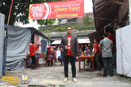KESERUAN 10Th Anniversary Simply Fresh Laundry SERU!