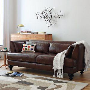 5 Perawatan Sofa Berbahan Kulit