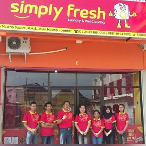 Simply Fresh Laundry 281 Jember