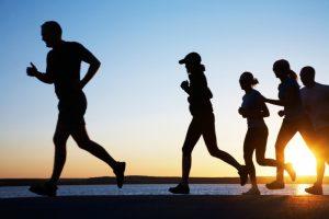 Terlalu Banyak Berjalan Saat Lari