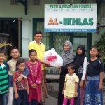 CSR di Panti Asuhan Al- Ikhlas