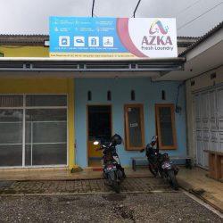 Pembukaan AZKA FRESH Laundry Dieng Banjarnegara