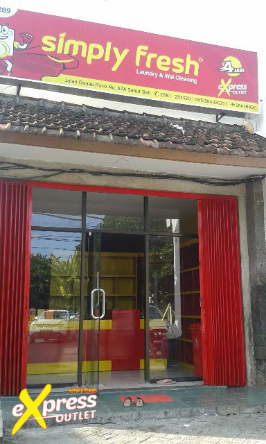 Simply Fresh Laundry Outlet 289 Sanur