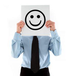 Awali Sukses Dengan Senyum