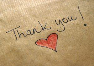 Manfaat Kata Terimakasih