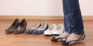 7 Tips Membeli Sepatu yang Nyaman