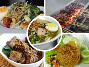 6 Makanan Indonesia Terlezat