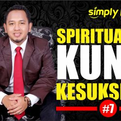 Spiritualitas Kunci Kesuksesan #Part 7 - Simply Fresh Laundry