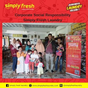 (Corporate Social Responsibility) di bulan November 2018