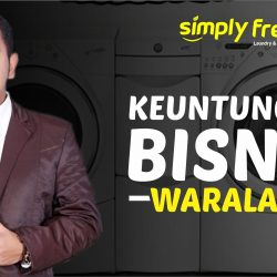 KEUNTUNGAN BISNIS WARALABA - #15 - Simply Fresh Laundry
