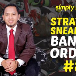 Strategi Sneakers Banjir Order! #Part 8 - Simply Fresh Laundry
