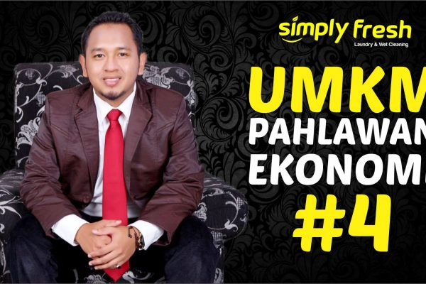 UKM PAHLAWAN EKONOMI - Part #4 Simply Fresh Laundry