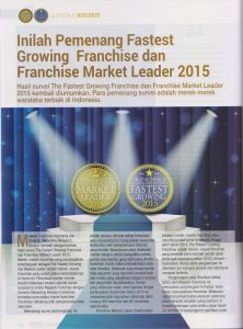 Simply Fresh Laundry - Franchise Market Leader 2015.2