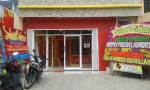 Grand Opening Simply Fresh Laundry 283 Jambi