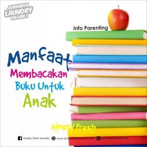 Manfaat Membacakan Buku Untuk Anak