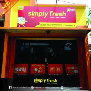 Outlet 311 Simply Fresh Laundry Sukoharjo