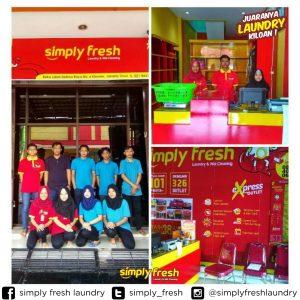 Simply Fresh hadirkan Outlet 326 di Jakarta Timur