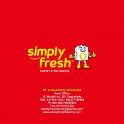 Proposal Kerjasama Simply Fresh Laundry
