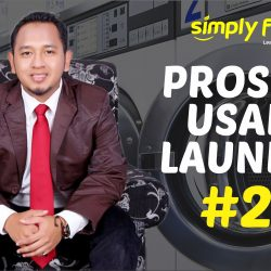 PROSPEK USAHA LAUNDRY #20 - Simply Fresh Laundry