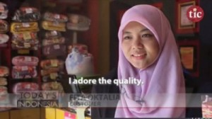 Liputan The Indonesia Channel di Simply Fresh Laundry 2