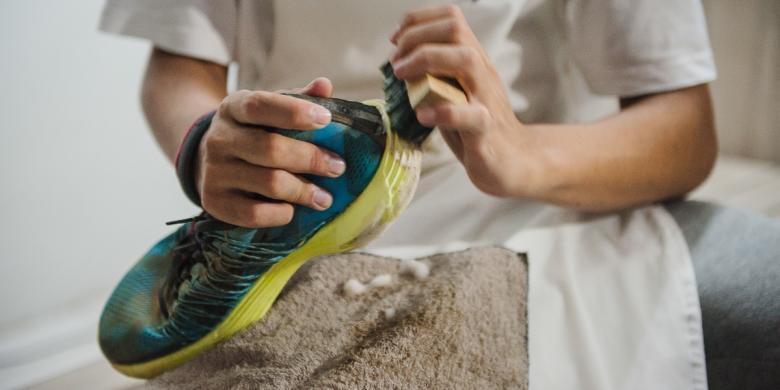 Resiko, Strategi Pemasaran dan Kunci Sukses Usaha Laundry Sepatu