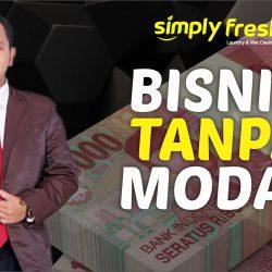 BISNIS Tanpa Modal #Part 6 - Simply Fresh Laundry