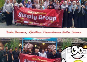 buka bersama simply group