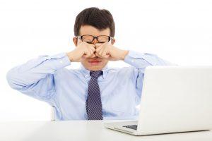 Cara Mencegah Mata Lelah Saat Bekerja