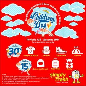 Children's Day ( Bangkitkan Keceriaan si Buah Hati Bersama Simply)