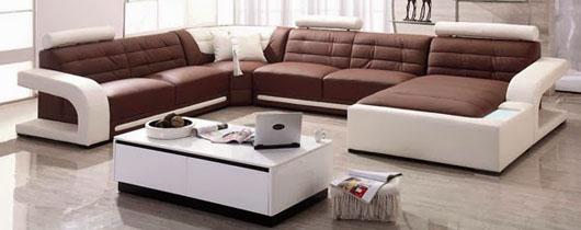 Cara Merawat Sofa Berbahan Kulit