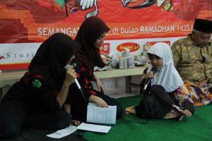 Buka Bersama Team Simply Group Di Panti Asuhan Al-Barokah