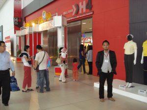 Franchise Laundry Expo Filiphina