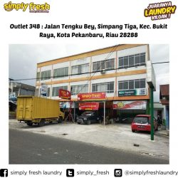 Simply Fresh Laundry Outlet 348 Pekanbaru