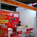 Franchise Laundry Pameran Business Expo IFRA