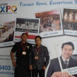 Franchise Laundry Pameran Business Expo Singapore