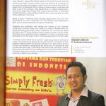 Franchise Laundry Liputan Majalah APEA