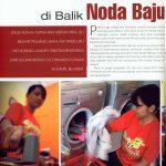 Franchise Laundry Liputan Majalah Kabare