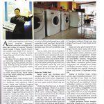 Franchise Laundry Liputan Majalah Wirausaha Mandiri