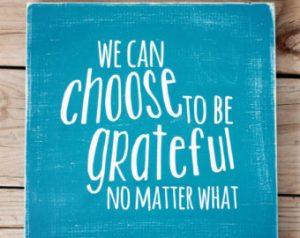 4 Tips Menjadi Pribadi Bersyukur