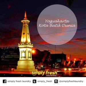 Yogyakarta, Kota Batik Dunia