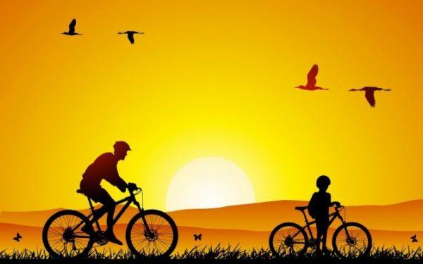 Manfaat Sinar Matahari Bagi Kesehatan Anak