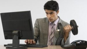 5 Tips Sehat meski Sibuk Bekerja