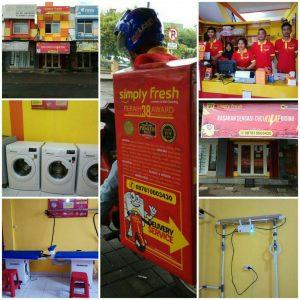 Simply Fresh Laundry Outlet 317 (Kota Wisata Cibubur)
