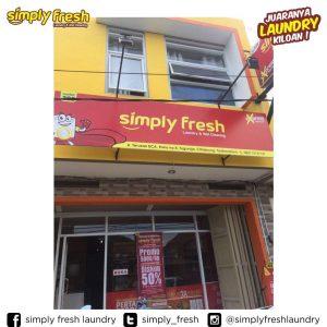 Simply Fresh Laundry 328, Simply Fresh Laundry pertama di Kota Tasikmalaya