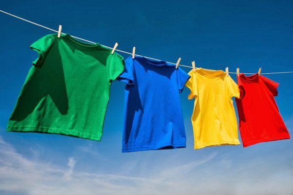Tips Membersihkan Pakaian Luntur