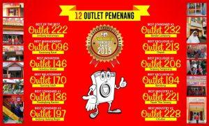 Selamat! Pemenang Franchise Award 2015