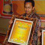 Penghargaan Franchise Laundry Rekor Spektakuler